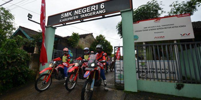 Wms Motor Group >> Sosialisasi Safety Riding Pt Wahana Makmur Sejati Wms