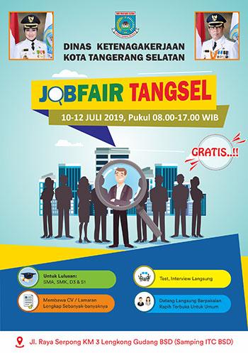 JobFair Tangerang Selatan 2019