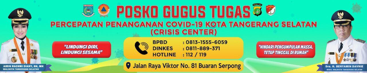 Pemkot Tangerang Selatan Ads