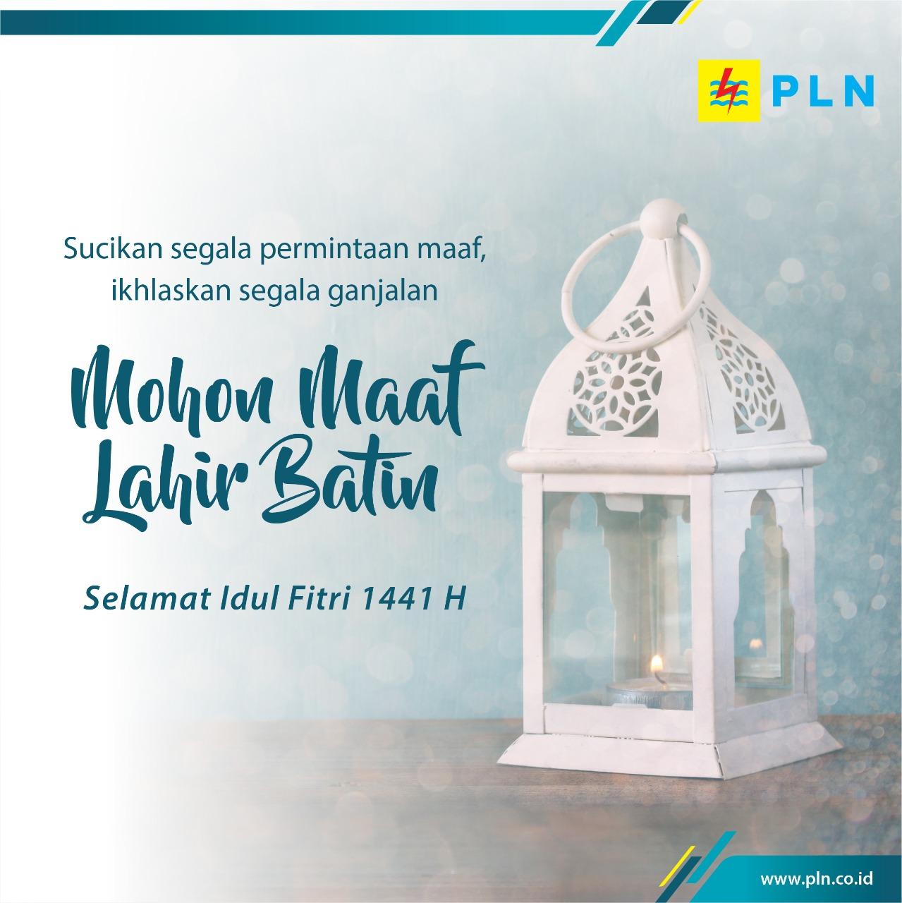 Idul Fitri PT PLN